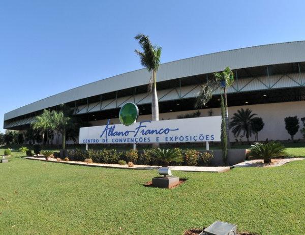 Albano Franco Centro de Convenções e Exposições