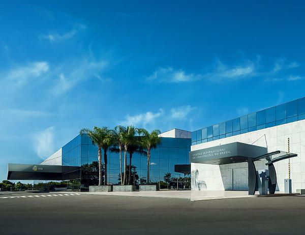 CICB - Centro Internacional de Convenções do Brasil - Brasília/DF