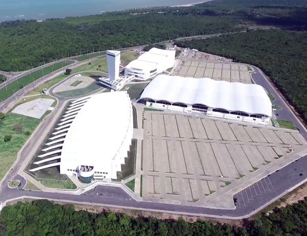 Centro de Convenções de João Pessoa - João Pessoa/PB