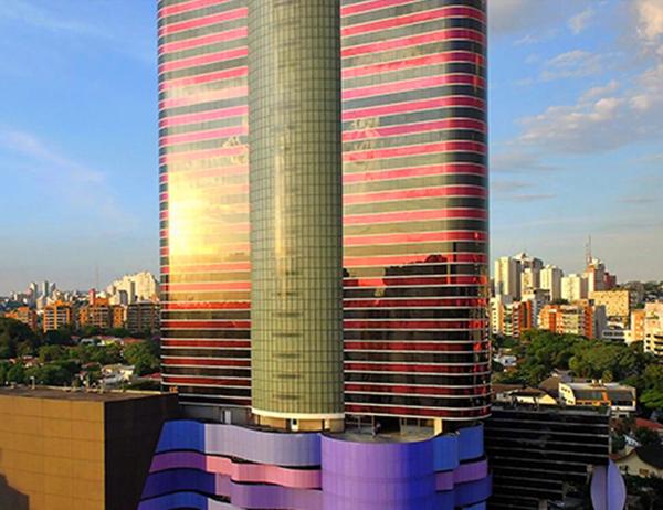 Rooftop 5 & Centro de Convenções