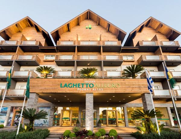 Hotel Laghetto Allegro Gramado