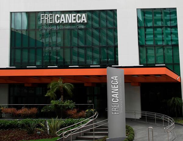Centro de Convenções Frei Caneca - São Paulo/SP