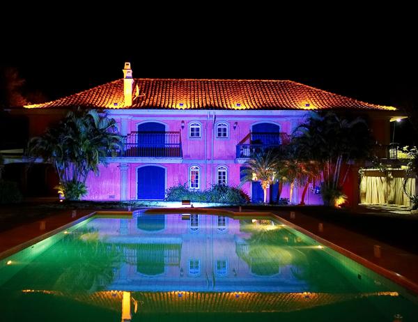 Alameda Casa Rosa Restaurante e Eventos