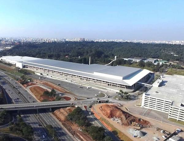 São Paulo Expo - São Paulo/SP