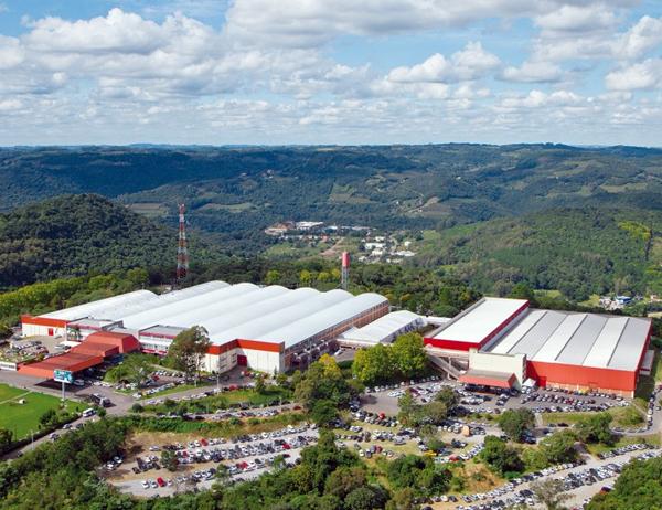 Fundaparque - Parque de Eventos e Desenvolvimento de Bento Gonçalves