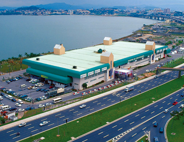CentroSul - Centro de Convenções de Florianópolis - Florianópolis/SC