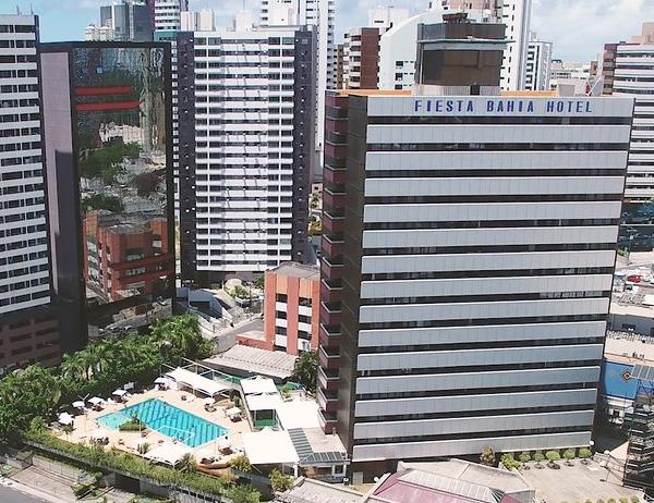 Fiesta Bahia Hotel Convention Center - Salvador/BA