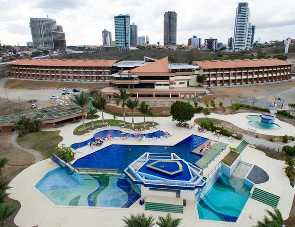 Hotel Garden Campina Grande & Centro de Convenções Raimundo Ásfora