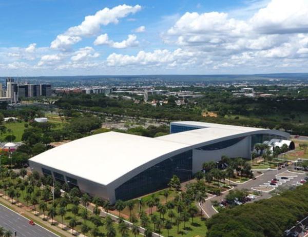 Centro de Convenções Ulysses Guimarães - Brasília/DF