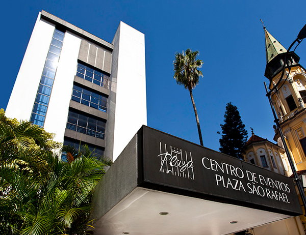Plaza São Rafael Hotel e Centro de Eventos