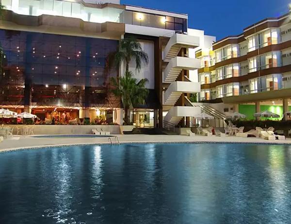 Rafain Palace Hotel & Convention Center - Foz do Iguaçu/PR