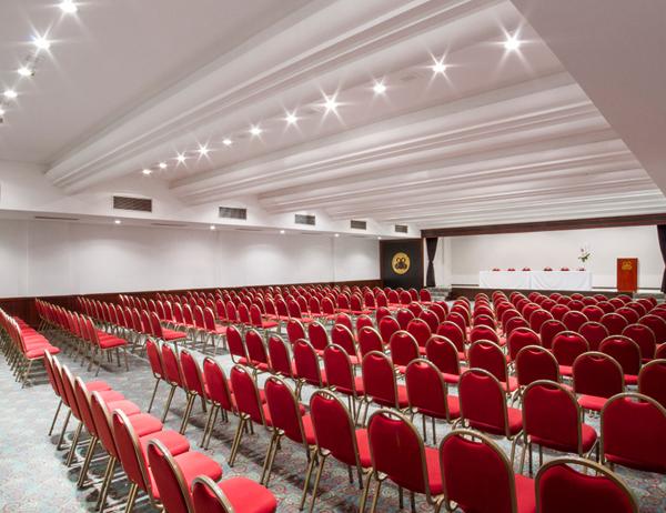 Bourbon Curitiba Convention Hotel - Curitiba/PR