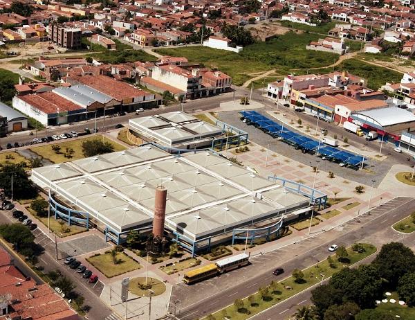 Centro de Convenções Inácio Gomes Parente
