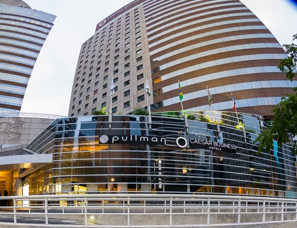Pullman São Paulo Vila Olímpia & Caesar Business