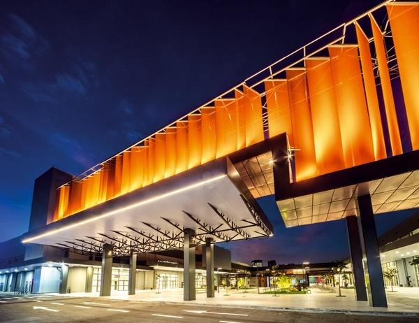 Transamerica Expo Center - São Paulo/SP