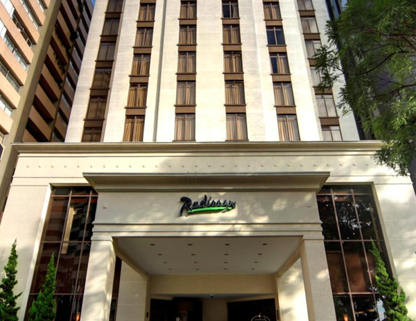 Radisson Hotel Curitiba - Curitiba/PR