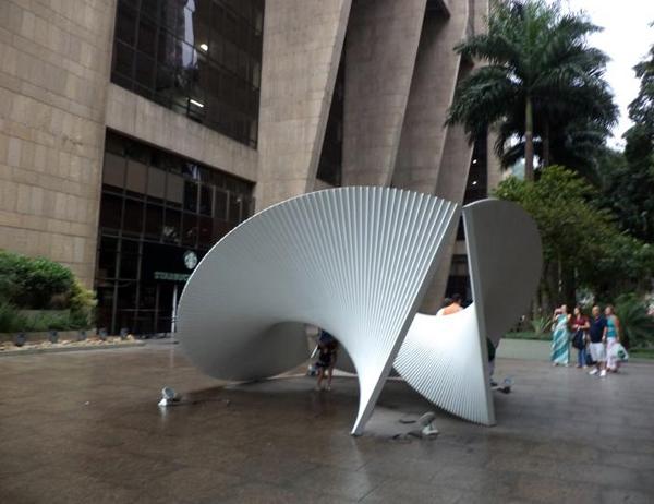 Pavimento de Convenções do Centro Empresarial Rio