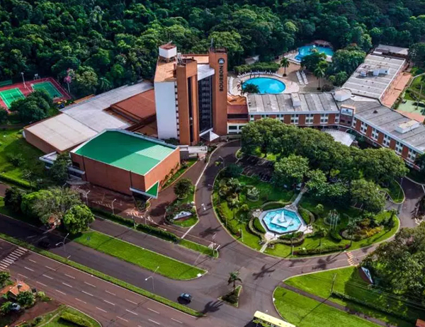 Bourbon Cataratas Convention Resort - Foz do Iguaçu/PR