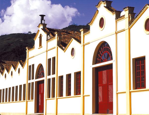 Parque Metalúrgico - Centro de Artes e Convenções da UFOP