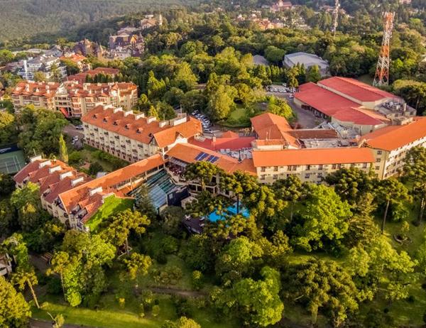 Wish Serrano Resort & Convention - Gramado/RS