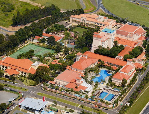 Royal Palm Plaza Resort Campinas & Royal Hall - Campinas/SP
