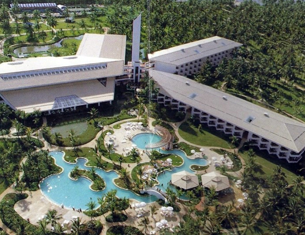 Hotel Transamerica Ilha de Comandatuba - Una/BA