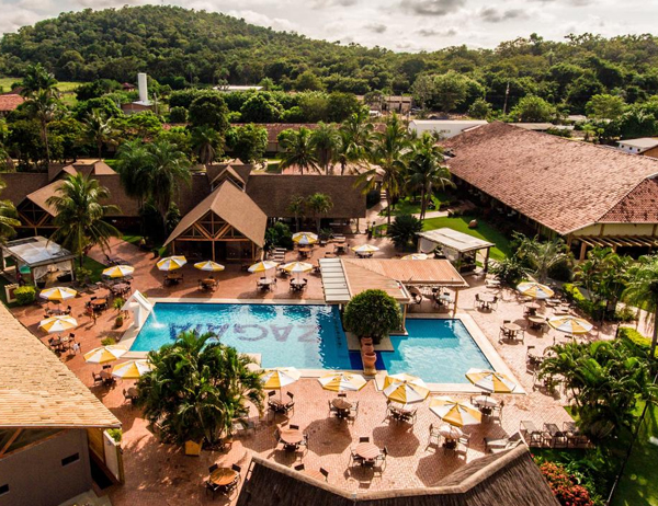 Zagaia Eco Resort Hotel - Bonito/MS
