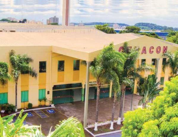 CENACON - Centro Nacional de Convenções