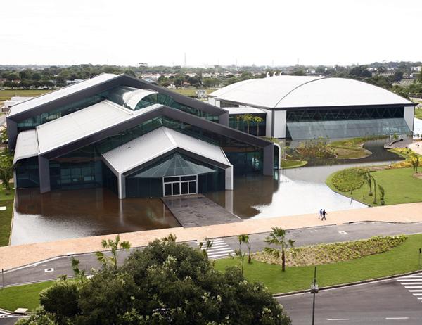 Hangar Centro de Convenções e Feiras da Amazônia - Belém/PA