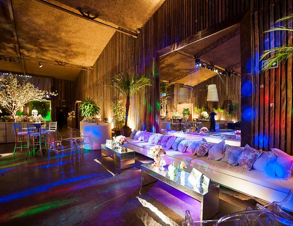 Espaço Afrikan House Lounge