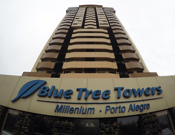Blue Tree Towers Millenium Porto Alegre Hotel