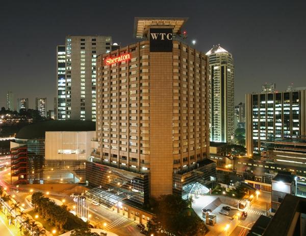 Sheraton WTC Hotel São Paulo & WTC Events Center - São Paulo/SP