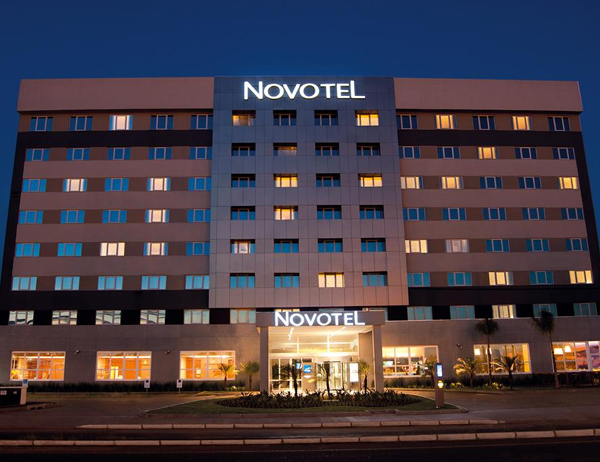 Novotel Porto Alegre Tres Figueiras