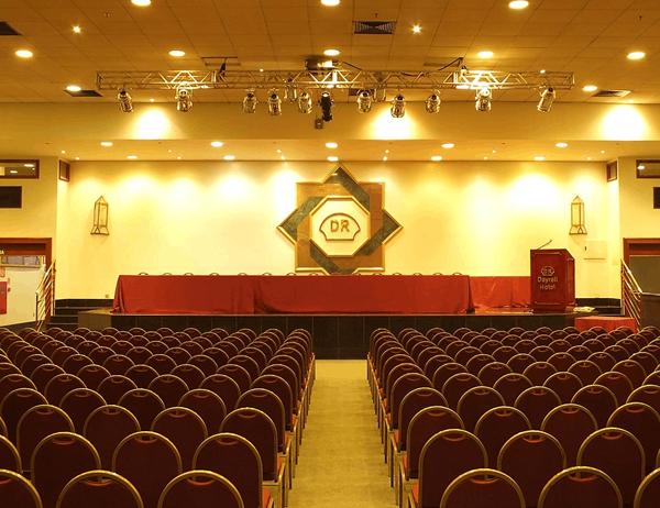 Dayrrel Hotel e Centro de Convenções