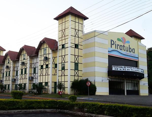 Centro de Eventos Piratuba