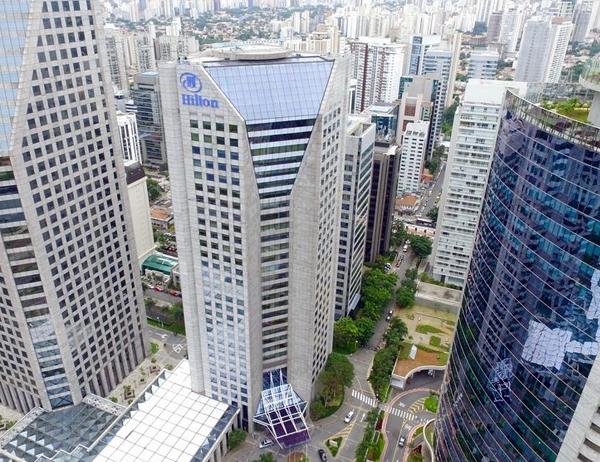 Hilton São Paulo Morumbi - São Paulo/SP