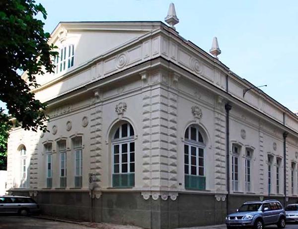 Instituto de Arquitetos do Brasil - Rio de Janeiro