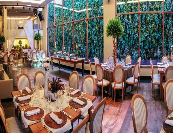 Buffet Mediterrâneo - Espaço Alves Guimarães Garden